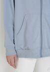 Jasnoniebieska Bluza Leupheia