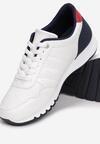 Białe Buty Sportowe Asteonaera