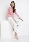Różowa Bluzka Pallelise