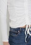 Biała Bluzka Pallelise