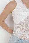 Białe Body Lamephine