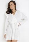Biała Sukienka Salape