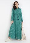 Zielona Sukienka Celanisse