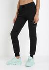 Czarne Spodnie Dresowe Othriphe
