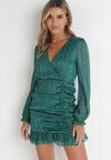 Zielona Sukienka Boulderswift