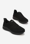 Czarne Buty Sportowe Lisiax