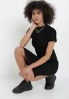 Czarna Spódnica Anthais