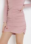 Różowa Sukienka Hysiphae