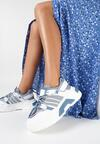 Niebieskie Sneakersy Lysedice