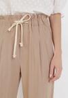 Beżowe Spodnie Lithophi