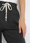 Czarne Spodnie Lithophi