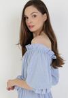 Jasnoniebieska Sukienka Fyserysh