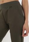 Khaki Spodnie Dresowe Euphosia