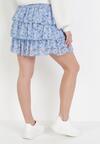 Jasnoniebieska Spódnica Nemenreisis