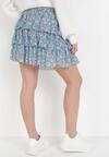 Niebieska Spódnica Nemenreisis