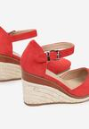 Czerwone Sandały Azaeresha