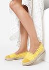 Żółte Espadryle Daemona
