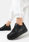 Czarne Buty Sportowe Alcirise
