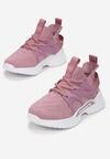 Różowe Buty Sportowe Athetis