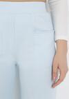 Jasnoniebieskie Spodnie Dresowe Astrethe