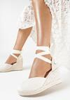Beżowe Sandały Theanypso