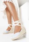 Niebieskie Sandały Theanypso