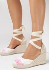 Różowe Sandały Sylphionis