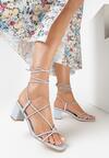 Niebieskie Sandały Pholora