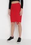 Czerwona Spódnica Phalosise