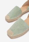 Miętowe Sandały Saliophai