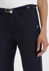 Granatowe Spodnie Thanetis