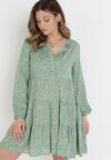 Zielona Sukienka Othrinix