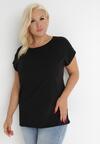 Czarny T-shirt Alexalphia