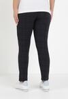 Granatowe Spodnie Lysophi