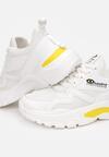 Białe Buty Sportowe Halita