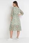 Zielona Sukienka Thronis