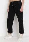 Czarne Spodnie Dresowe Thyxithis