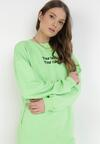 Zielona Bluza Petoriko