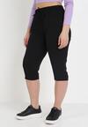 Czarne Spodnie Viffi
