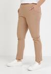 Beżowe Spodnie Usinvielle