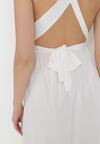 Biała Sukienka Sagassa