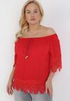 Czerwona Bluzka Sheirin