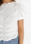 Biała Bluzka Acsinix
