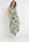 Jasnozielona Sukienka Daphnose