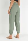 Zielone Spodnie Therathis