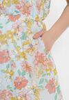Jasnoniebieska Sukienka Yrelielle