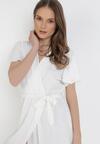 Biała Sukienka Vilinerris