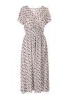 Biała Sukienka Meznila