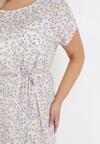 Biała Sukienka Fyseriana