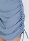 Niebieska Sukienka Wylinorin